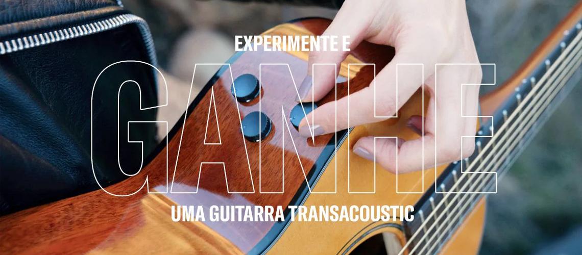 Gostavas de Receber uma Yamaha TransAcoustic?