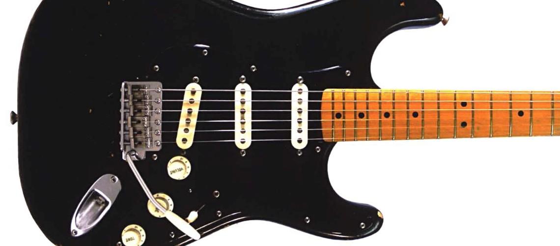 O Novo Dono da Black Strat de Gilmour
