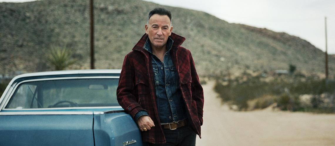 Trailer De Filme Sobre Novo Disco De Bruce Springsteen Para Ver Aqui