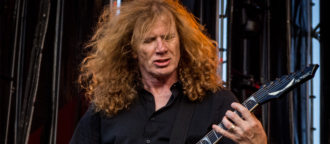 Dave Mustaine, Gibson Ganha Aliado de Peso na Batalha Contra a Dean Guitars