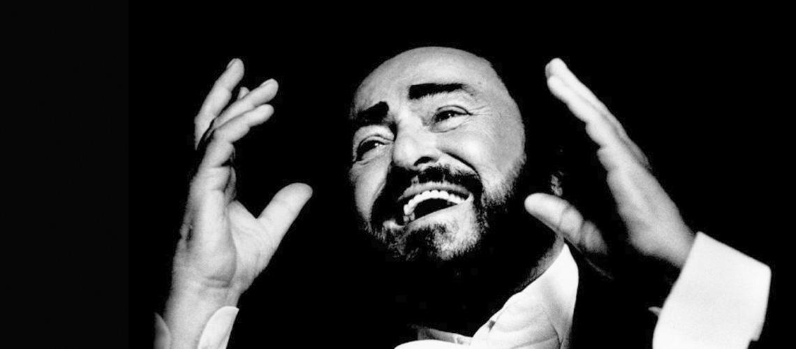 Documentário Sobre Luciano Pavarotti Na RTP2