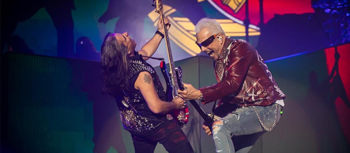 Scorpions Trazem Novo Álbum a Portugal em 2022