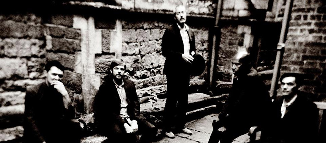 Tindersticks regressam a Portugal para mini tour