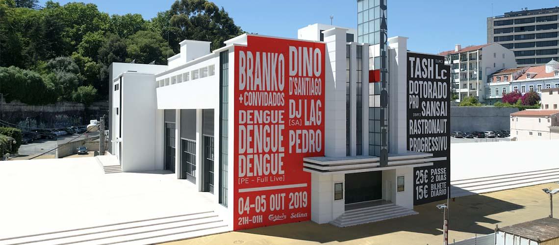 """Enchufada na Zona"" junta Branko, Dino D'Santiago, Dengue Dengue Dengue, entre outros"
