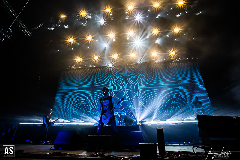 Gojira Transmitem Mágico Live at Red Rocks