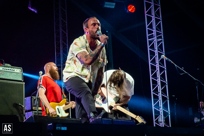 IDLES, Disco Ao Vivo No Bataclan