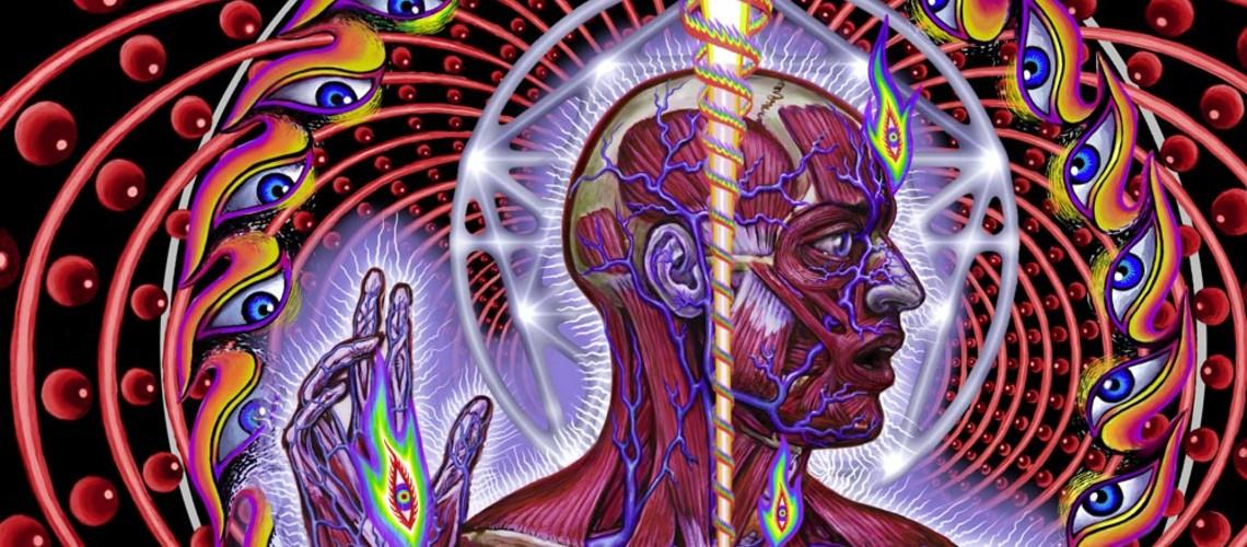 Lateralus: O Xamanismo dos Tool e Alex Grey [Sinestesias]