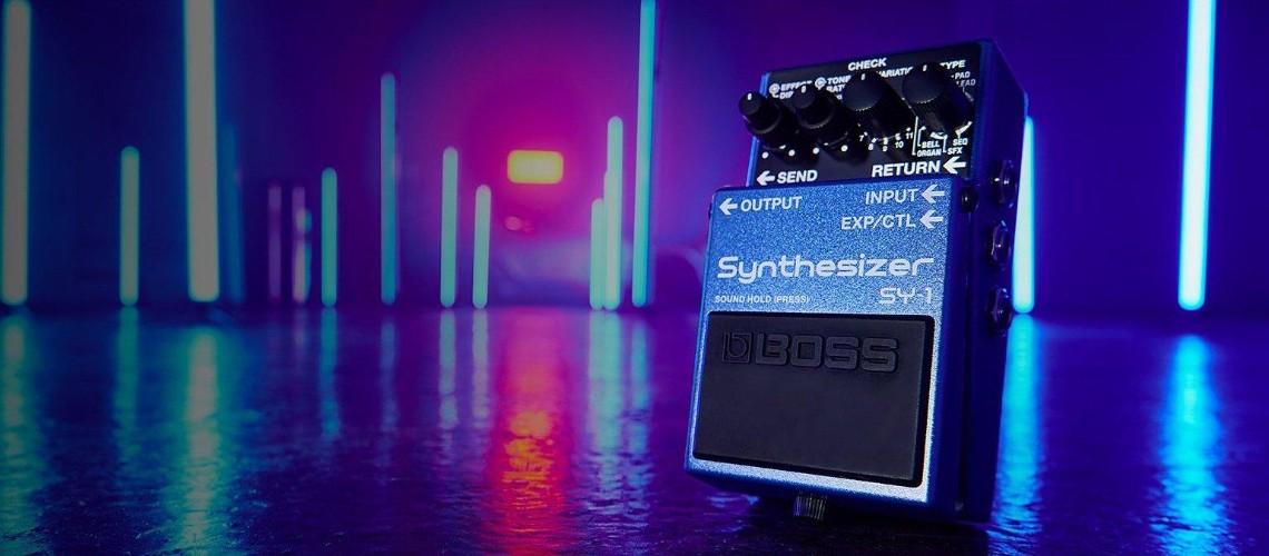 BOSS, Sintetizador SY-1