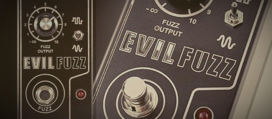 Summer NAMM 2019: Death By Audio Evil Fuzz