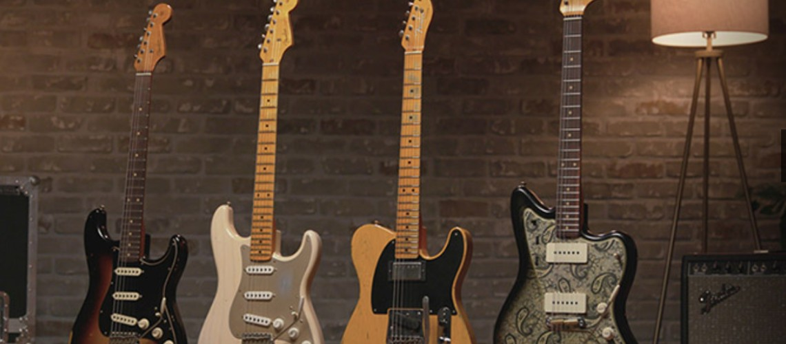 Summer NAMM 2019: Fender Custom Shop