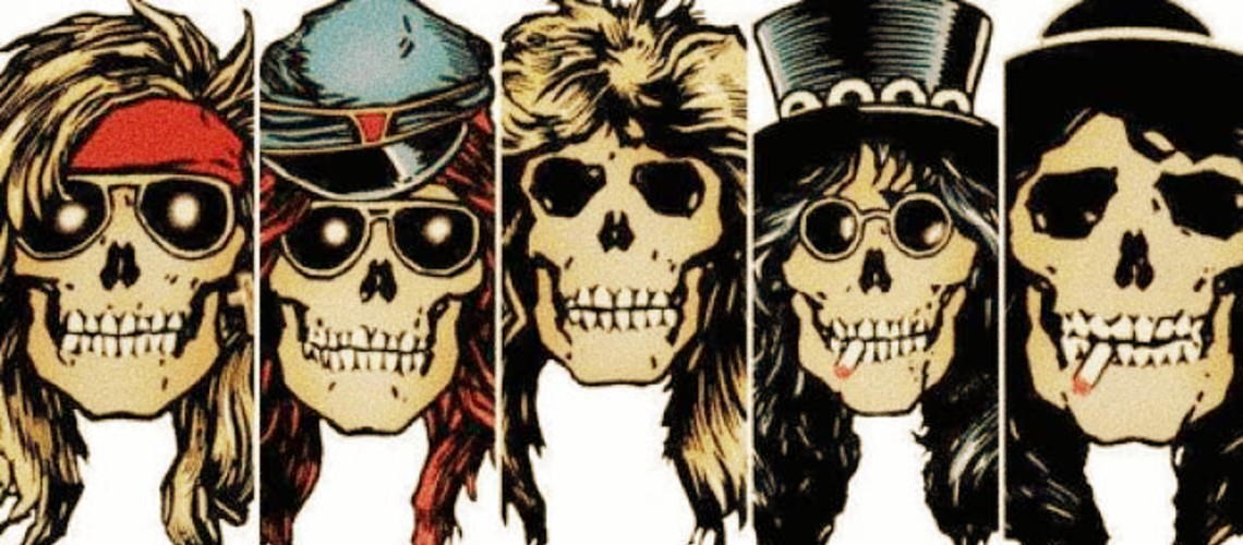 Appetite For Destruction, Rei Sleazy