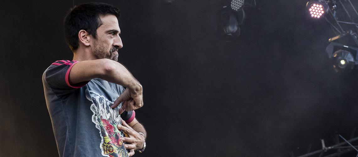 Ornatos Violeta, O Monstro Teve Muitos Amigos no Alive 2019