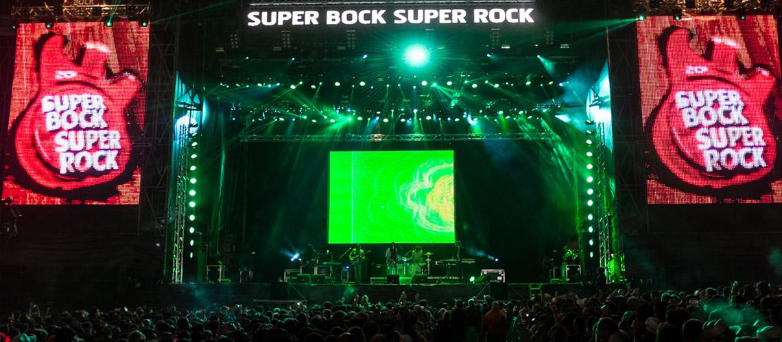 Super Bock Super Rock 19: Os Horários