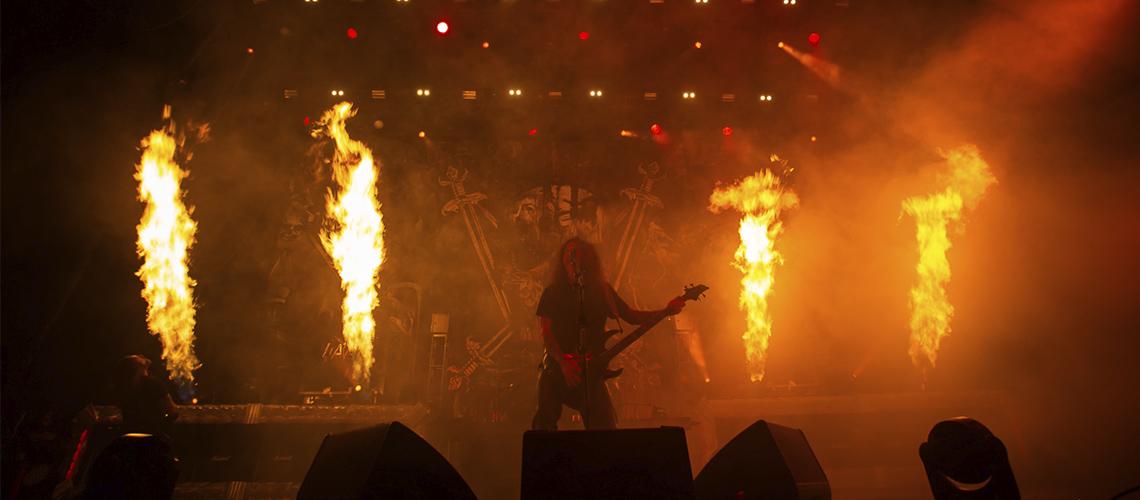 VOA 2019 | Slayer ou Deus Detesta-nos a Todos