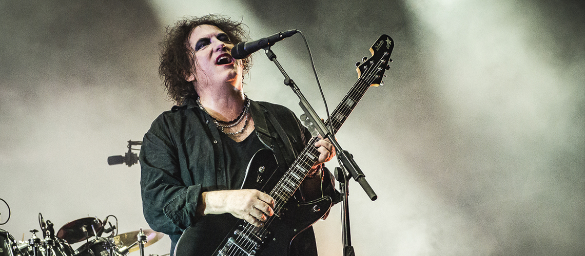 The Cure: Uma Fantasia Gótica, Shoegaze e Pós Punk
