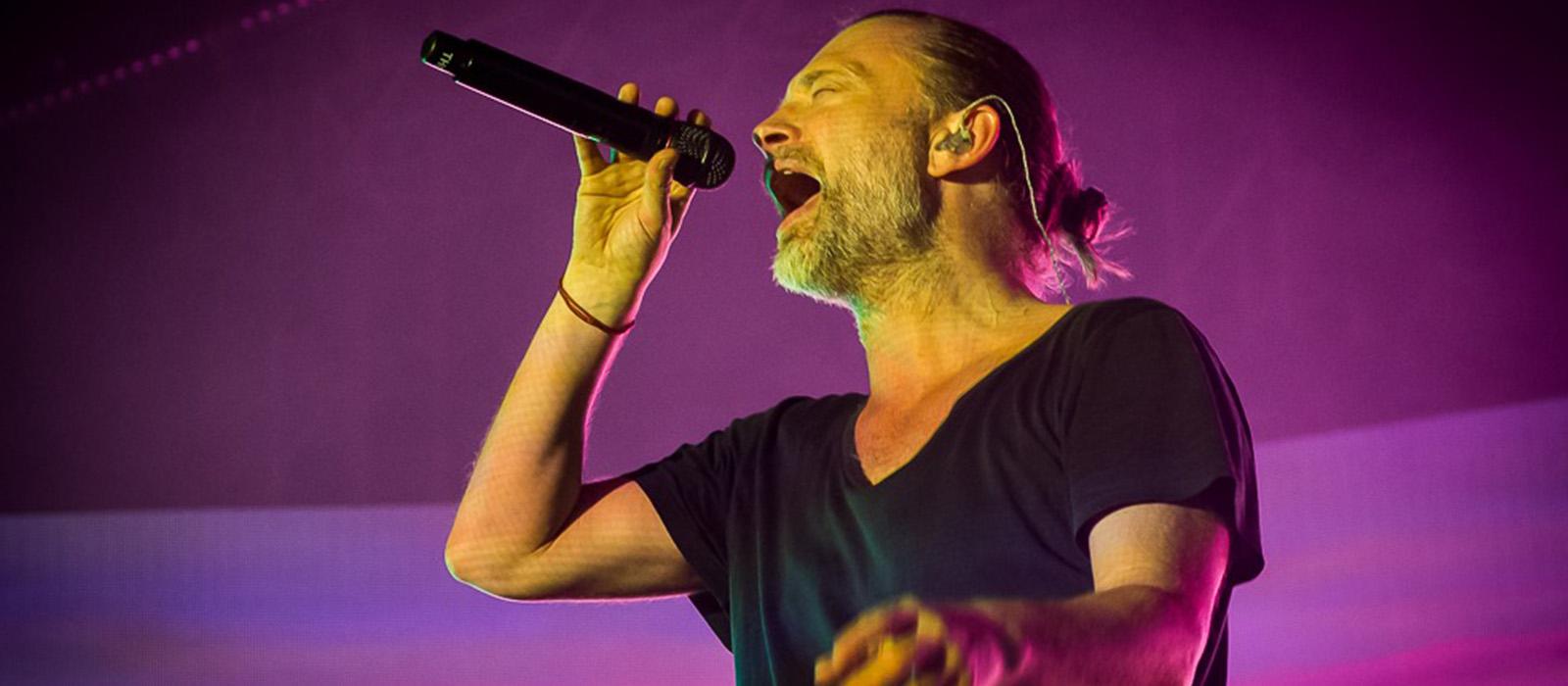 Thom Yorke, Marés de Sintetização
