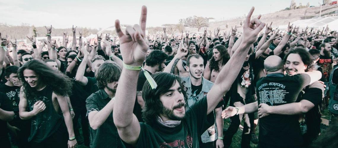 Vagos Metal Fest 2019: Os Horários
