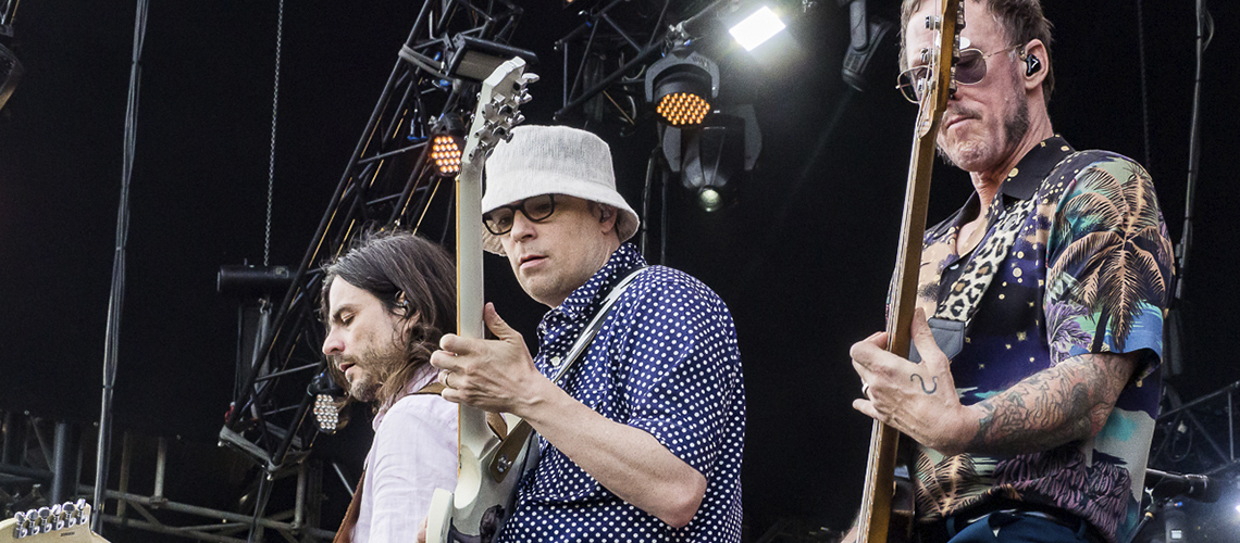 "Weezer, ""A"" Banda de Covers"