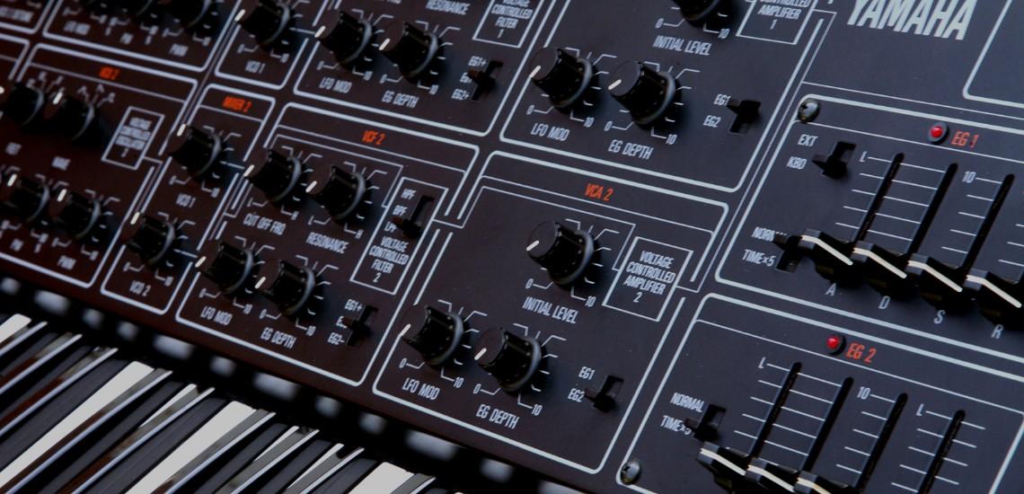 Yamaha: 45 Anos de Sintetização