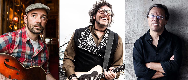Mário Laginha, Frankie Chavez e Budda Guedes juntam-se no Nova Arcada Braga Blues 2019