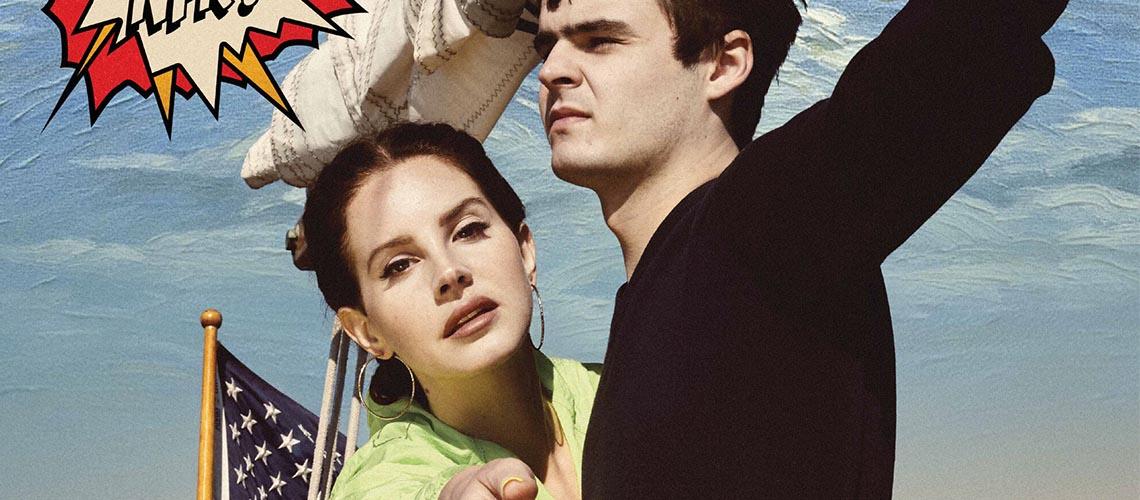"""Lana Del Rey: novo álbum """"Norman Fucking Rockwell!"""" disponível em streaming"""