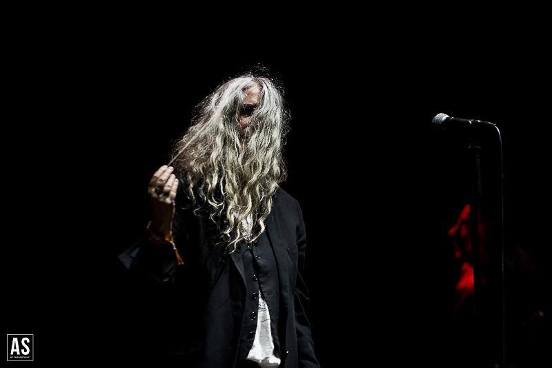 Patti Smith, Concerto na Passagem de Ano em Picadilly Circus para Todo o Mundo [Stream]