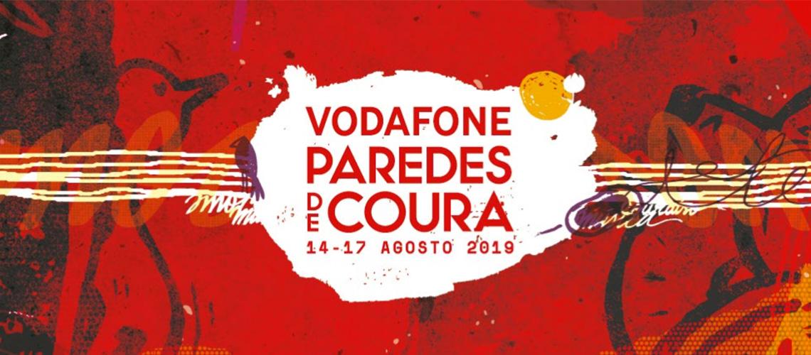 Vodafone Paredes de Coura 2019: Horários