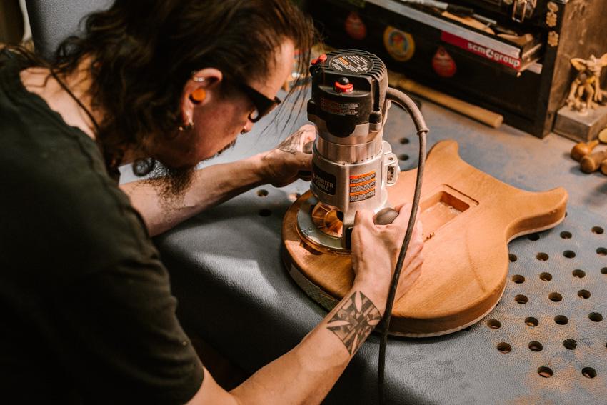 Covid-19: PRS Guitars Reabriu a Sua Fábrica Principal