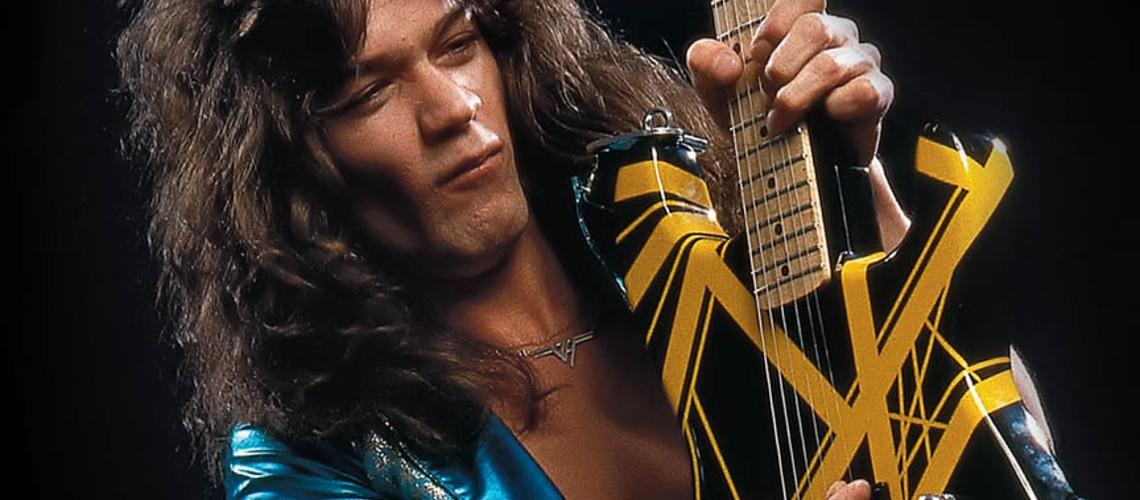 EVH: Van Halen II '79 Bumblebee