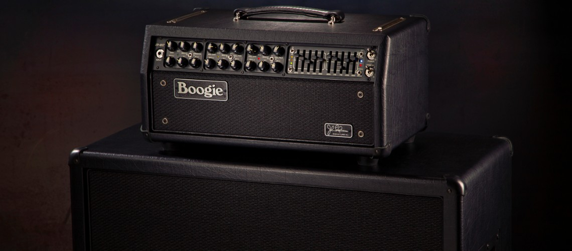 Mesa/Boogie, John Petrucci JP-2C
