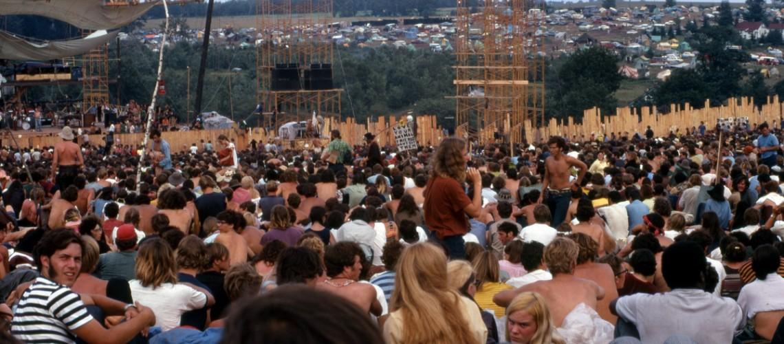 Três Dias de Música e Paz, os 50 Anos de Woodstock