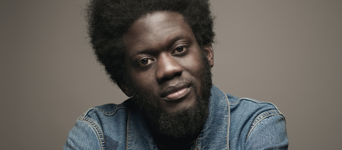 "Michael Kiwanuka Edita o Single ""Light (edit)"""