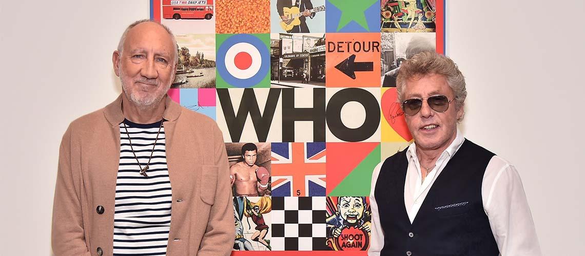 The Who mostram concertos raros em novo programa no YouTube