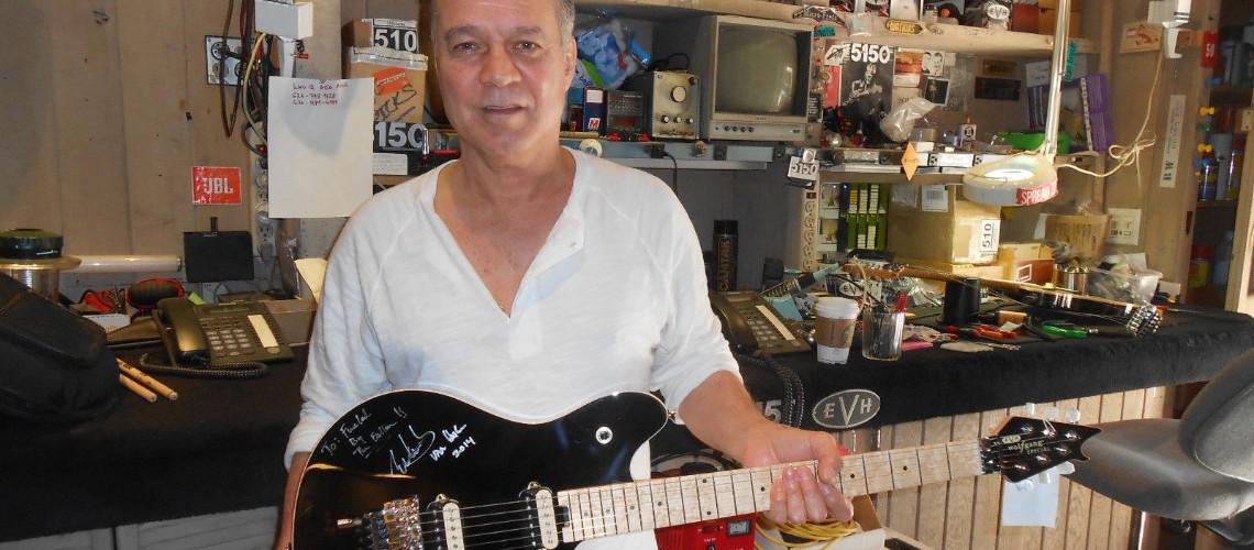 Aumentam os rumores sobre o estado de saúde de Eddie Van Halen