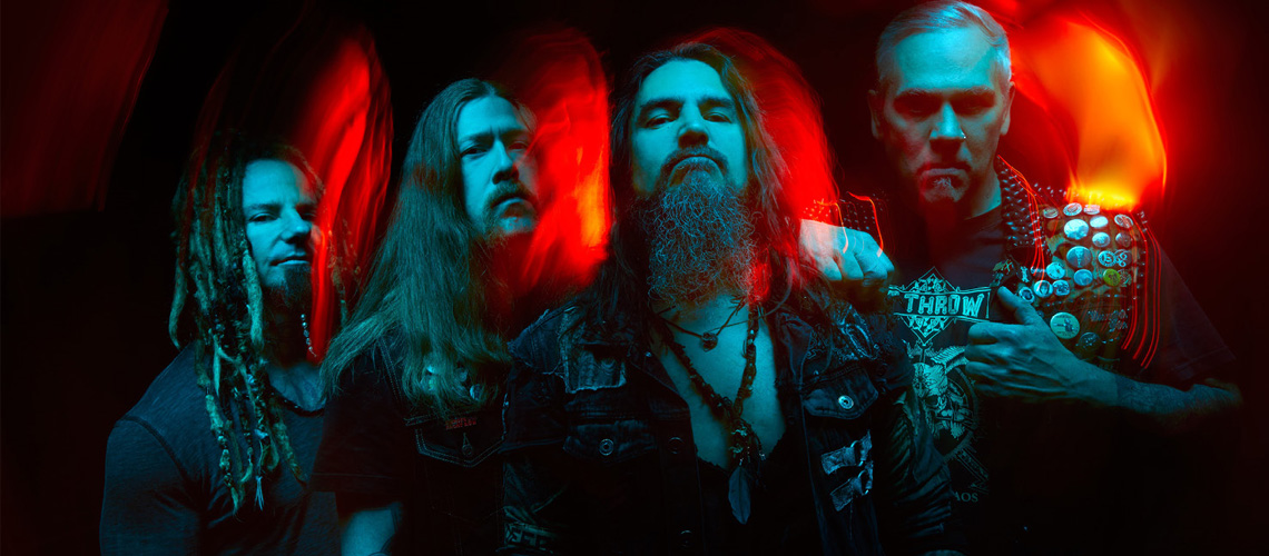 Machine Head cancelam digressão europeia
