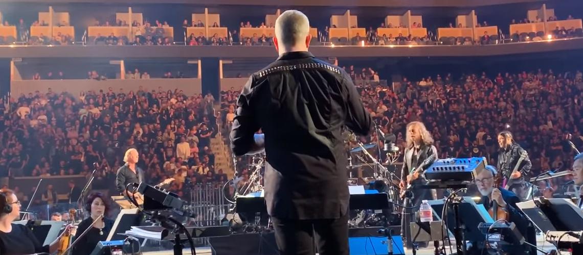Metallica S&M2 com Orquestra de São Francisco: Setlist e Vídeos