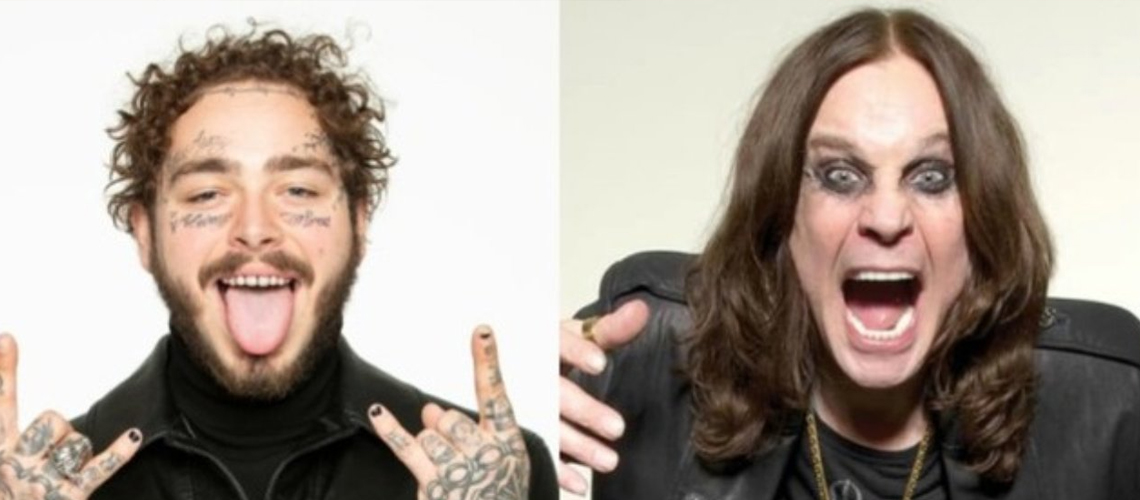 """Take What You Want"": Auto-Tune, Ozzy Osbourne & Post Malone"