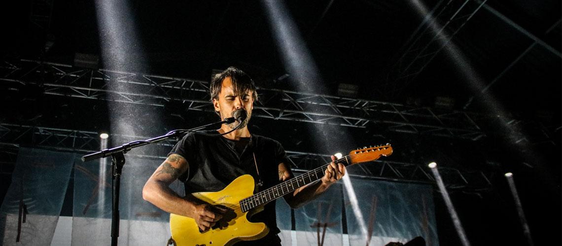 André Henriques (Linda Martini) anuncia primeiro álbum a solo