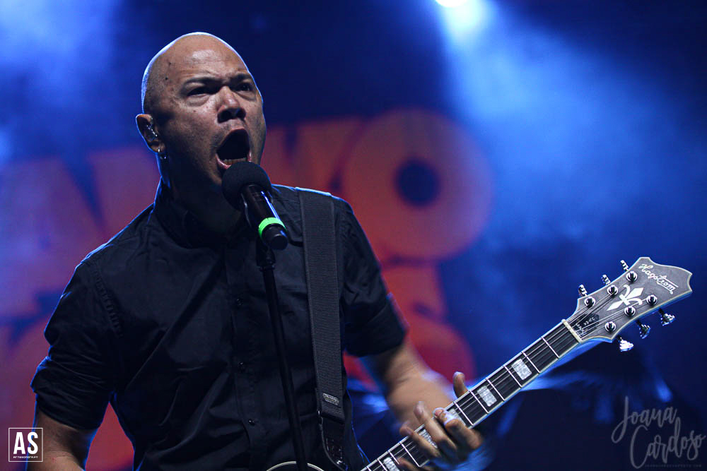 Danko Jones @ Coliseu de Lisboa [2019]