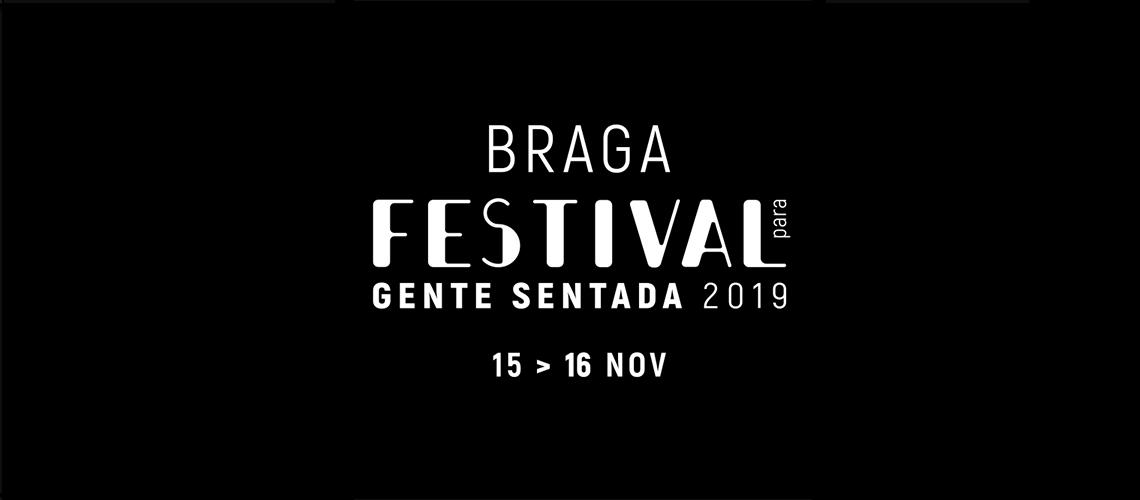 Festival Para Gente Sentada 2019: Cartaz Completo