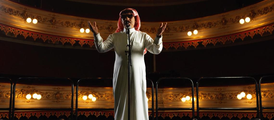 Omar Souleyman regressa ao Musicbox com novo disco