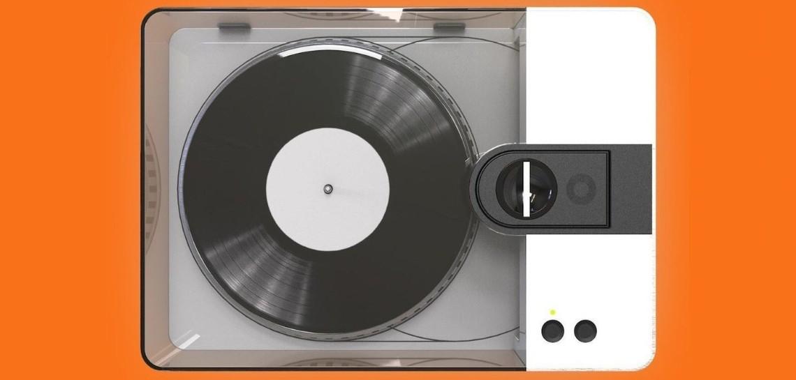 Phonocut: Faz Discos de Vinil em Casa