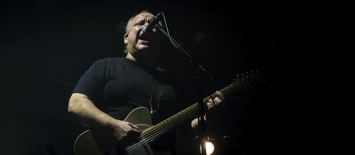 Os Pixies apresentaram em Lisboa uma autêntica maratona de canções