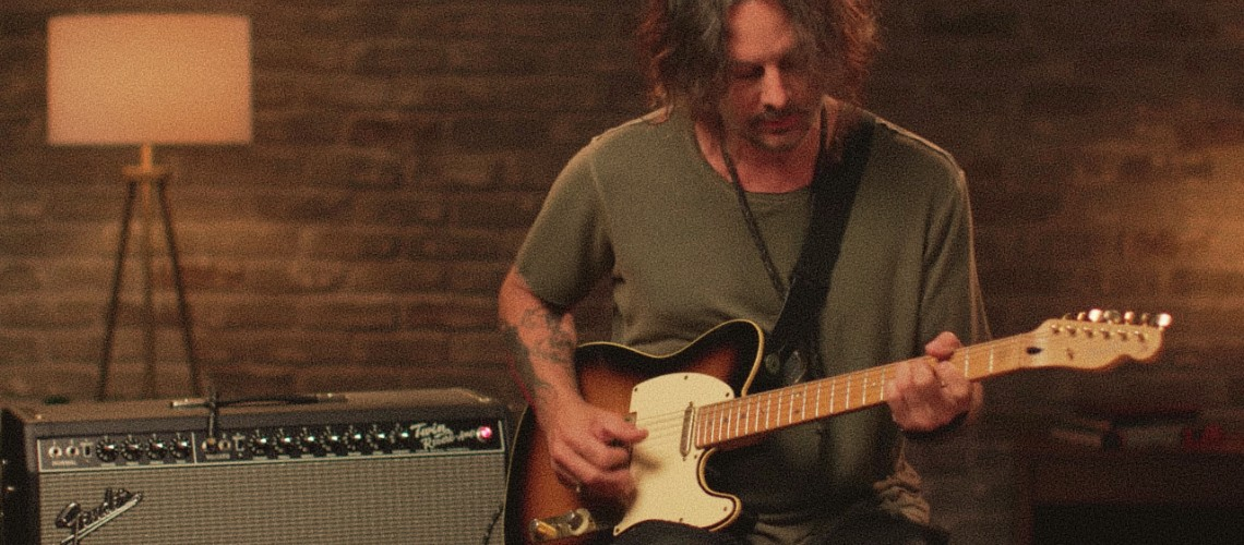 Richie Kotzen & Fender Tone Master
