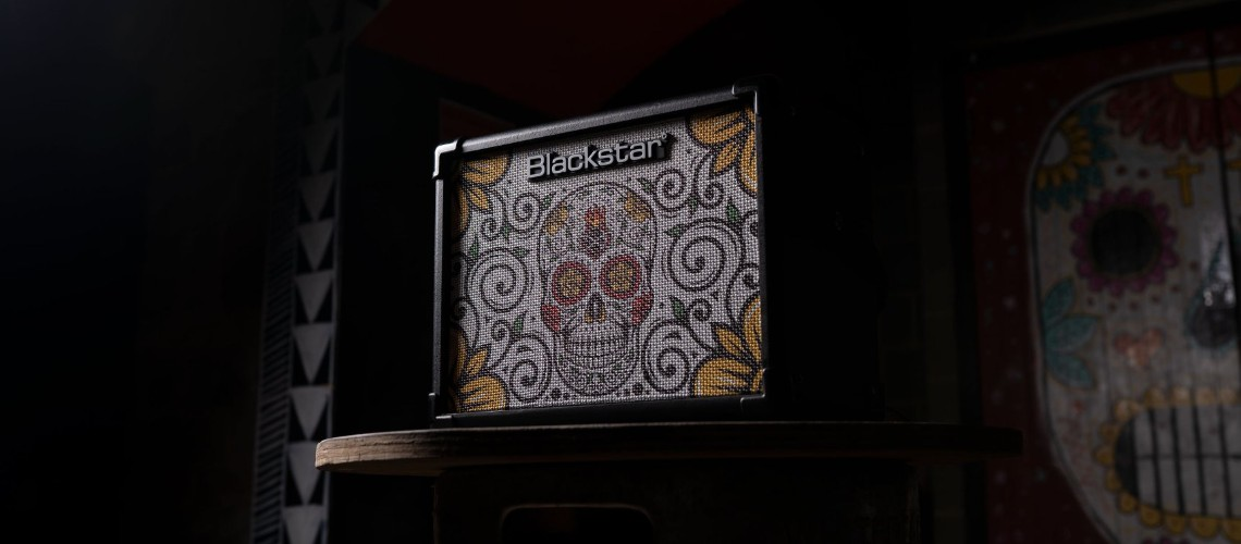 Blackstar, ID:Core 10 Sugar Skull