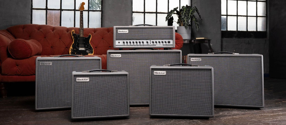 Blackstar Silverline Series