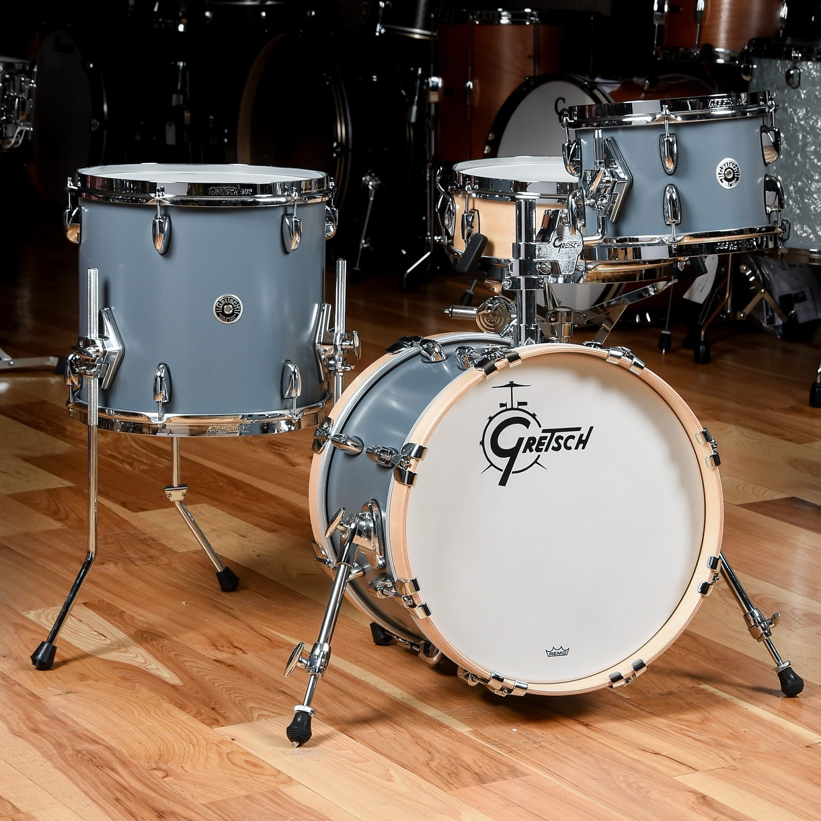 Viagem Ao Interior Da Gretsch, PDP & Latin Percussion [Vídeo]