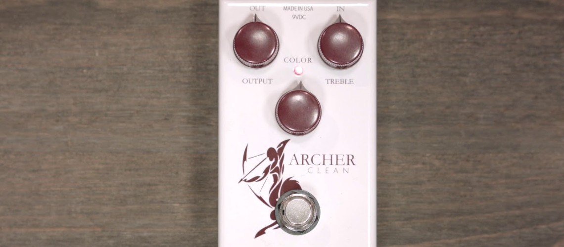 J. Rockett Audio Designs, The Archer [Clean]