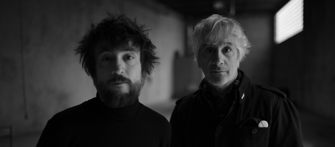 "Lee Ranaldo & Raül Refree editam ""Names of North End Women"""