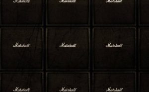 marshall stack wall